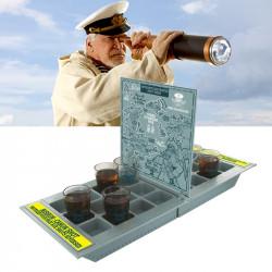 Jeu à boire Bataille navale
