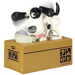 Tirelire chien affamé Choken-bako