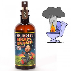 Parfum Kim Jong-Un's