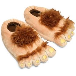 Chaussons pieds de Hobbit