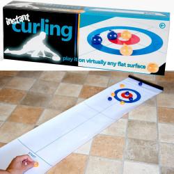 Jeu de curling de bureau