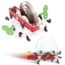 Awika, petite bestiole mécanique