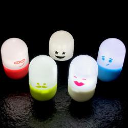 Lampe Gelule LED à gravité