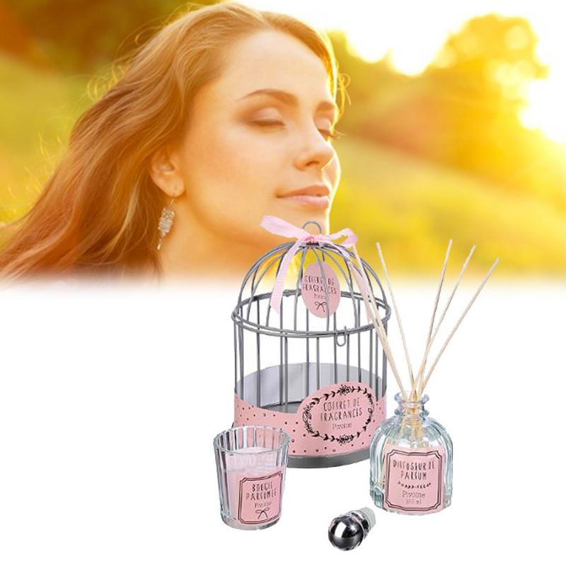 Coffret cage diffuseur