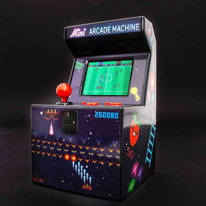 Cadeau geek mini borne d 39 arcade 240 jeux 38 95 - Borne d arcade maison ...