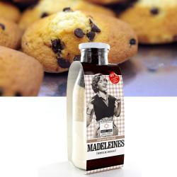 Kit préparation madeleines aux pépites