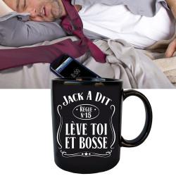 Mug Jack a dit Lève toi et bosse