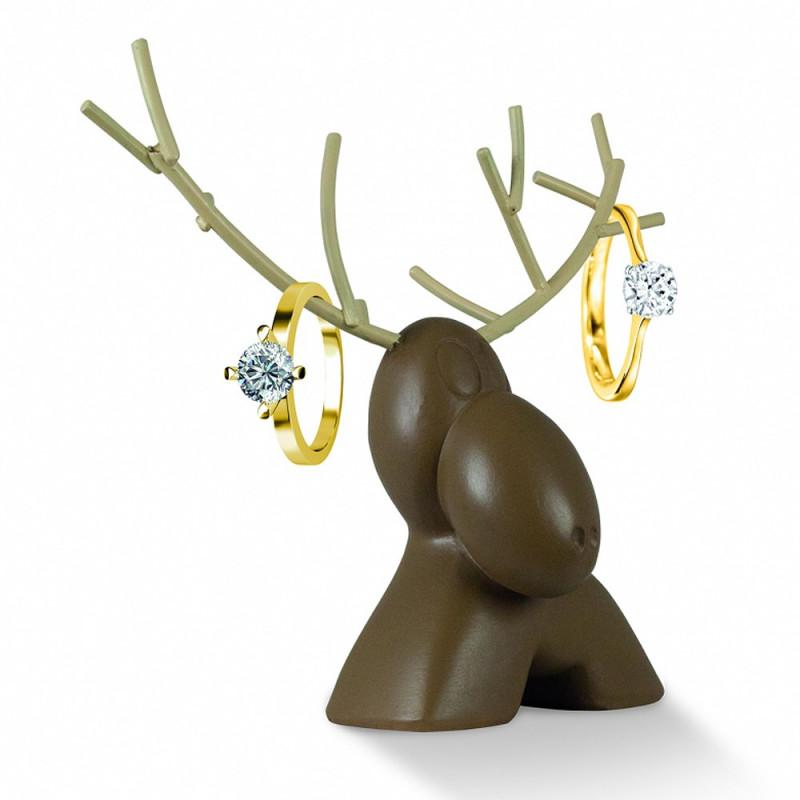 cadeaux mignon porte bijoux cerf 6 90. Black Bedroom Furniture Sets. Home Design Ideas