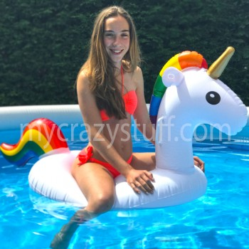 Licorne matelas gonflable