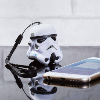 Mini enceinte bluetooth Stormtrooper Star Wars