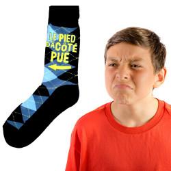 Chaussettes Le pied d'à côté pue