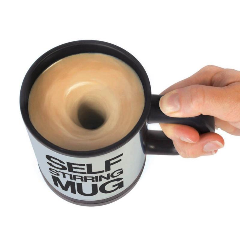 Mug auto-mélangeur