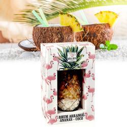 Rhum arrangé Ananas Coco