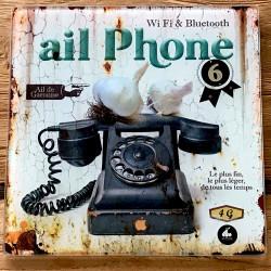 Dessous de plat Ail phone
