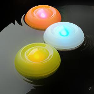 Vente Lumières aquatiques à couleur changeante