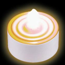 Lumière bougie magique.
