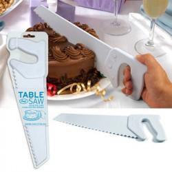 Scie à gâteau