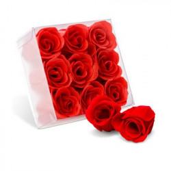 Boutons de roses pour le bain
