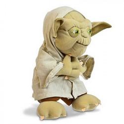 Peluche parlante Yoda Star Wars