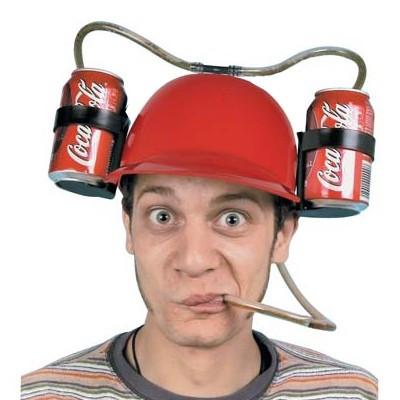 un casque contre la soif