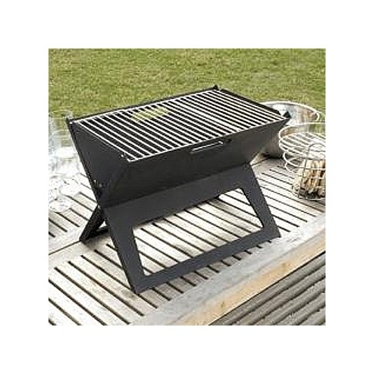 Barbecue Notebook, barbecue portable