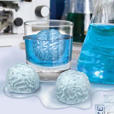 Brain freeze, glaçons cerveau