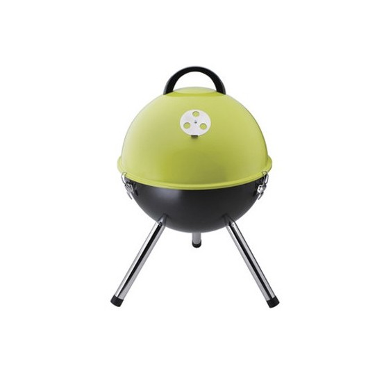 """Barbecue """"summer grill"""" rond avec couvercle"""