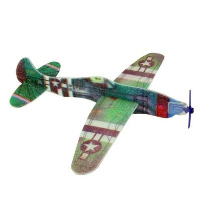 Planeur avion de combat