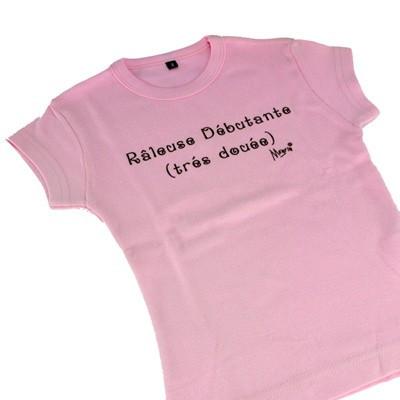 T-shirt 2 ans - Raleuse débutante (très douée)