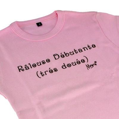 T-shirt 6 ans - Raleuse débutante (très douée)