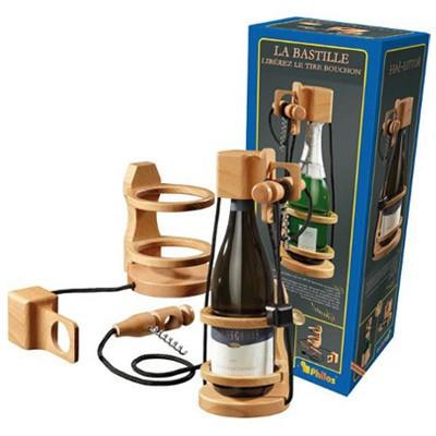 Piège à bouteille Bastille version Tirebouchon