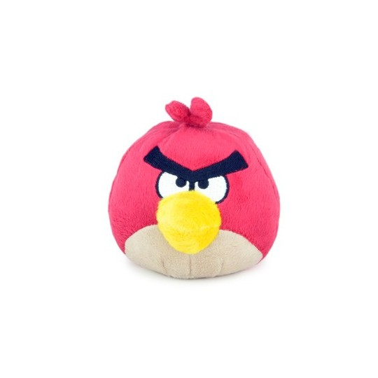 Angry birds Rouge peluche sonore