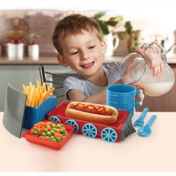 Chew chew train, le kit de table ludique