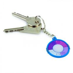 Porte-clés testeur Anti-UV
