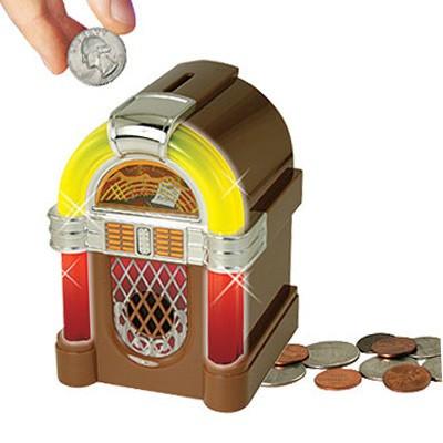 Tirelire Jukebox