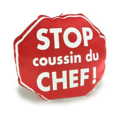 Coussin du Chef