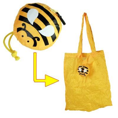 Sac pratique shopping petite abeille