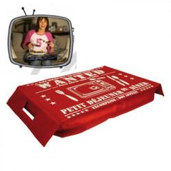 Plateau TV pour les petits repas solo