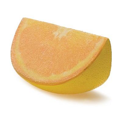 Pierre-ponce orange