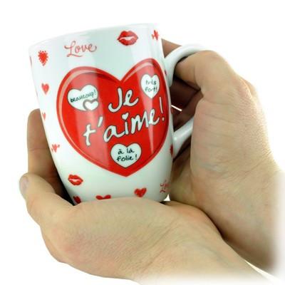 Mug Amour Saint Valentin
