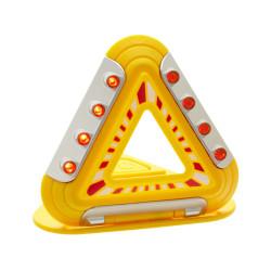 Triangle de sécurité lumineux