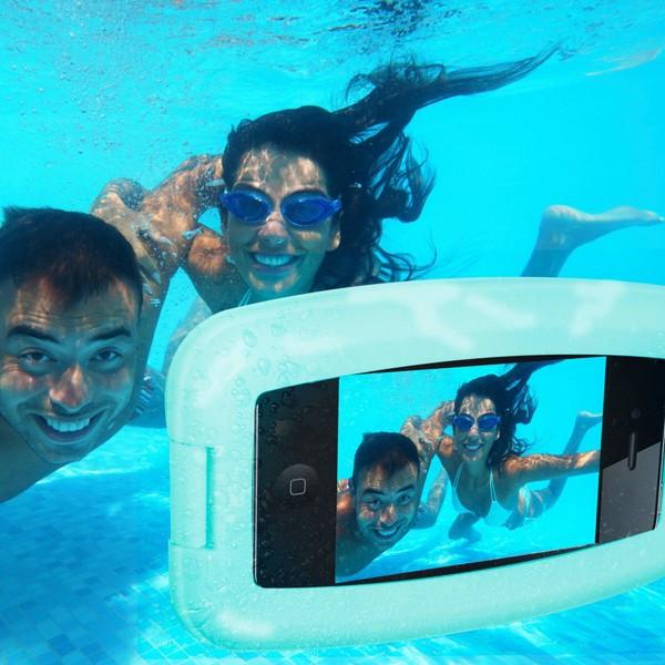 Aqua phone, la coque smartphone étanche