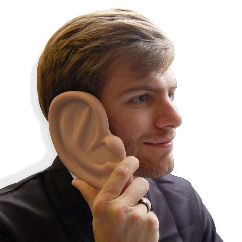 Coque oreille iPhone
