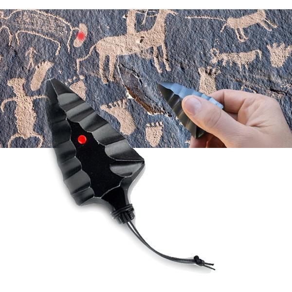 Pointeur laser silex