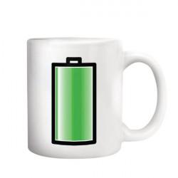 Mug jauge batterie