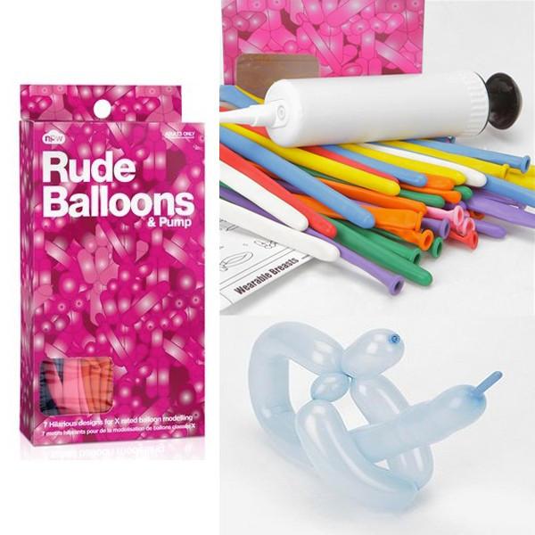 Ballons coquins