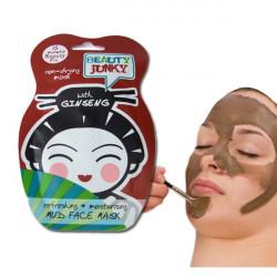 Masque de beauté tonique au ginseng