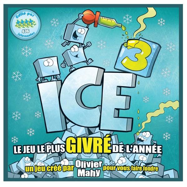 ICE 3 Le jeu le plus givré
