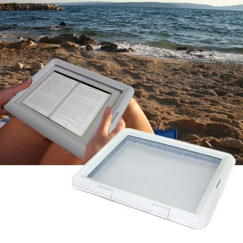 exemple : le caisson tactile pour ipad