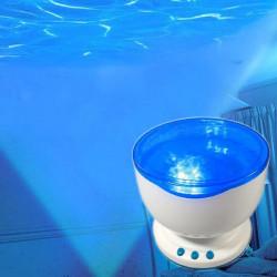 Projecteur reflet aquatique